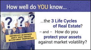 What Are the 3 Life Cycles of Real Estate?