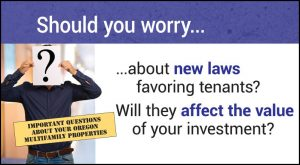 Whats Being Proposed in New Oregon Landlord Tenant Laws?