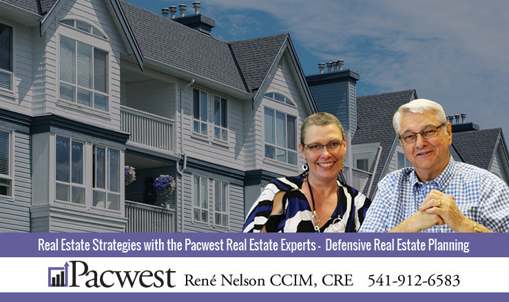 Pacwest Experts Defensive Real Estate Planning