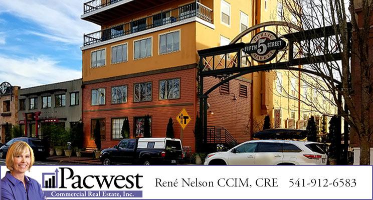 Eugene Commercial Market Report 5th Street Market