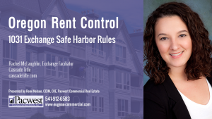 03 1031 Exchange Safe Harbor Rules