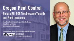 04 Senate Bill 608 Troublesome Tenants and Rent Increases