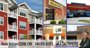 Commercial Property Broker Eugene Oregon