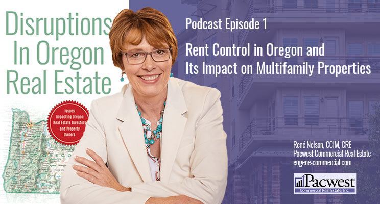 Podcast Episode 1 Disruptions in Oregon Real Estate