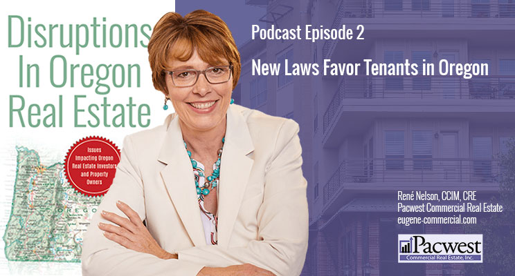 Podcast Episode 2 Disruptions in Oregon Real Estate
