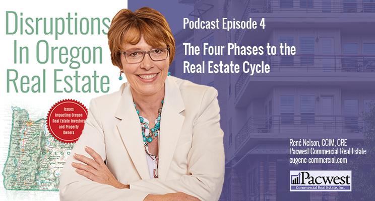 Podcast Episode 4 Disruptions in Oregon Real Estate