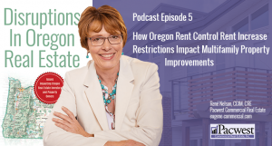 Podcast Episode 5 Disruptions in Oregon Real Estate