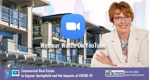 The Effects of COVID-19 on Eugene-Springfield Commercial Real Estate