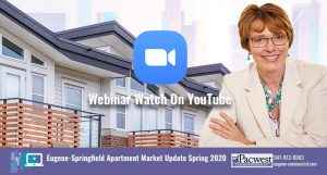 Apartment Market Trends in Eugene-Springfield